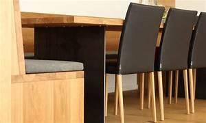 Eckbank Küche Leder : eckbank aus holz mit leder tisch aus eiche mit stahl k che eckbank ~ Eleganceandgraceweddings.com Haus und Dekorationen