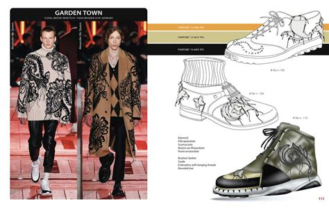 coolbook sketch man shoes aw  mode