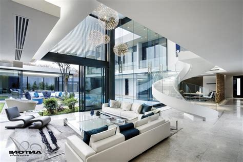 Rumor has it that cristiano is renting. Inside Modern Houses Home Interior Design Ideas Wow Goldus ...