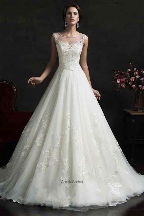 gorgeous amelia sposa wedding dresses modwedding