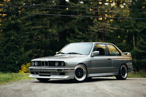 bmw  lightly modified  lachsilber   miles
