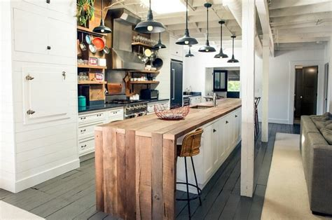 idee ilot cuisine idee le cuisine avec ilot central ideeco