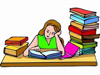 Working Hard Clipart Woman Student Clipground Help