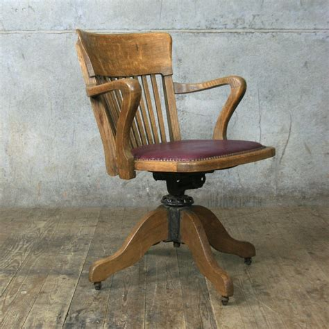 antique swivel desk chair antique oak swivel desk chair antique furniture