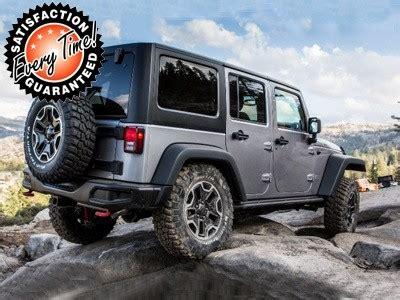jeep wrangler car leasing deals