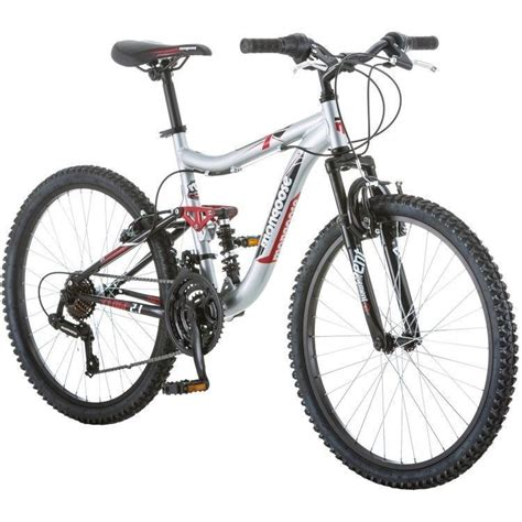 boys mountain bike  full suspension youth junior kids