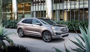 2020 Ford Edge Elite Colors, Changes, Release Date ...