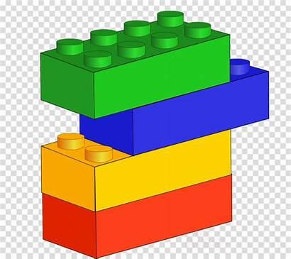 Lego Blocks Clip Block Toy Clipart Transparent