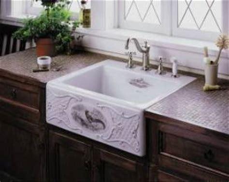 Kohler Kitchen Sinks   Fireclay Kitchen Sinks   Decorative