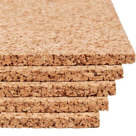 cork panels cm  thickness  centro edile