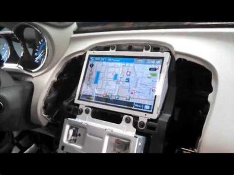add factory navigation     buick lacrosse