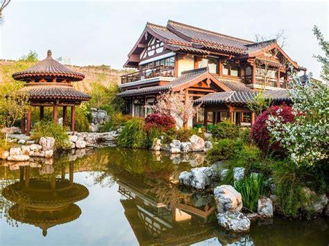 Garten Chinesisch Gestalten by Landscape Design Garden