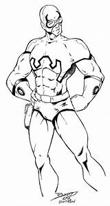 Beetle Bluebeetle Coloring Ink Rantz Pokemon Colorare Lesson Drawing Comics Deviantart Drawings Disegno Mewtwo sketch template