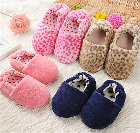 kids girls slippers children home shoes  boys indoor