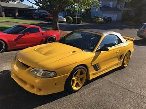 1994 Saleen Cobra Speedster Mustang Tribute 5.0 94 S351 R Code Ford Rare 95 1995 for sale ...