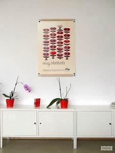 poster pant un syteme ingenieux pour accrocher vos With affiche chambre bébé avec abonnement magazine fleurs