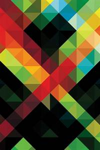 640x960 Abstract Colorful Pattern Iphone 4 wallpaper