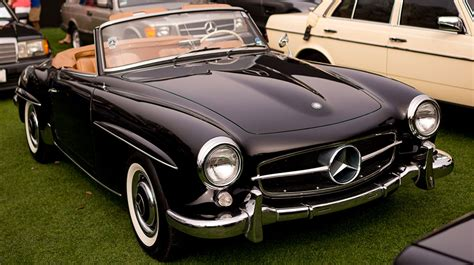 Mercedes Classic Car by Mercedes Museum Starts To Sell Classic Cars Mb Of