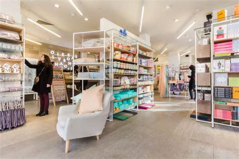 oliver bonas store london uk retail design blog