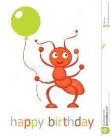Happy Birthday Ant