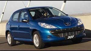 Peugeot Anuncia Recall Do 207 No Brasil