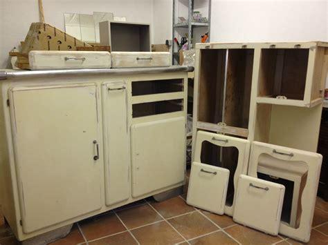 meuble cuisine annee 60 r 233 novation d un buffet de cuisine des 233 es 60 la