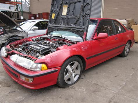Parting Out 1992 Acura Integra  Stock #100712 Tom's