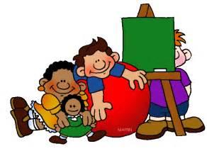 Preschool School Clip Art