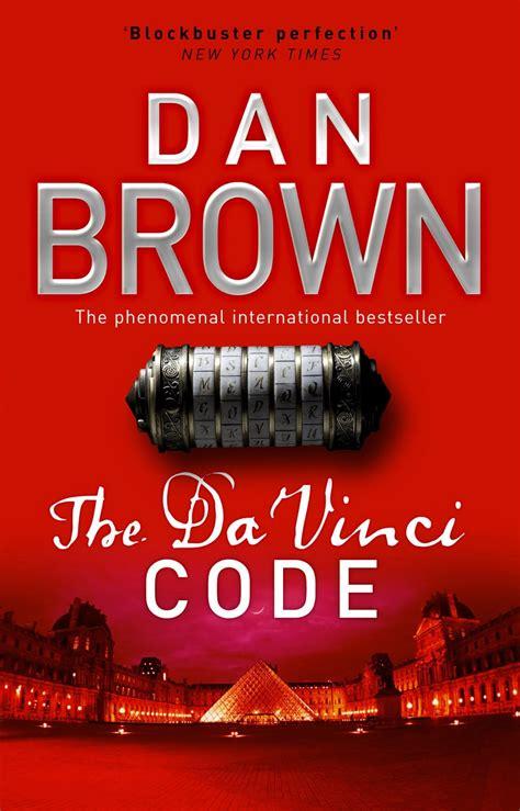 da vinci code robert langdon book   brown