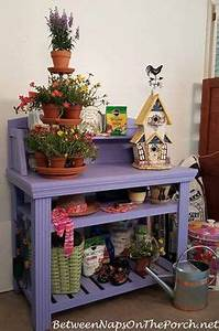 1000+ images about Potting Benches on Pinterest Potting