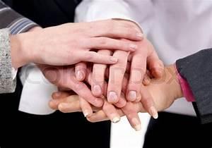 Free Partnership Agreement Contract Group Handshake Stock Photo Colourbox