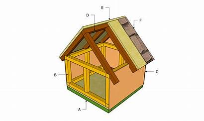 Cat Plans Outdoor Building Feral Houses Shelter