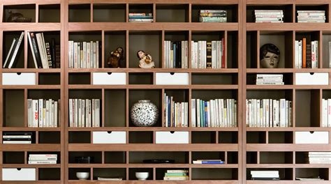 cerco libreria usata libreria modulare moderna bifacciale brick sololibrerie