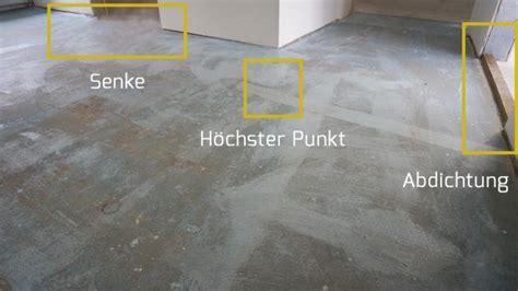 Ausgleichsmasse Boden Garage by Boden Ausgleichen Grundlagen Anleitung Tipps Diybook Ch