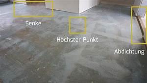 Unebenen Boden Ausgleichen : boden ausgleichen grundlagen anleitung tipps ~ Michelbontemps.com Haus und Dekorationen