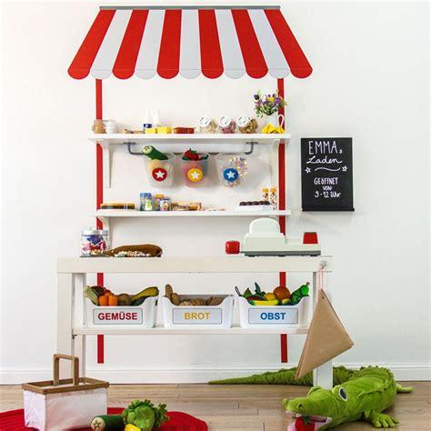 Ikea Kaufladen Zubehör by Kaufladen Basteln Mit Ikea Kaufladen Wandtattoo So Geht S