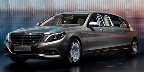 drake bought  mercedes maybach pullman business insider