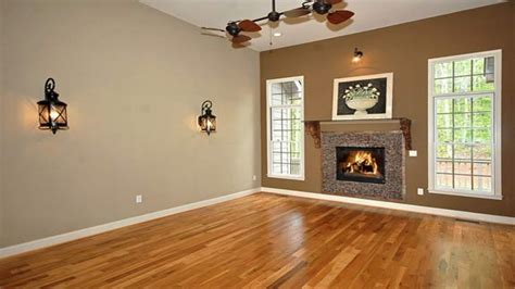 paint colors for living room with wood floors home