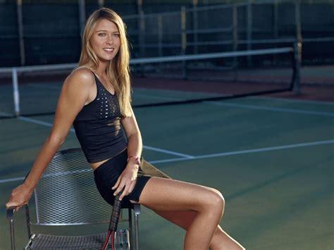 Janin Rusa All Sports Players Maria Sharapova Hot 2013