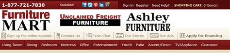 furniture mart store weekly ads