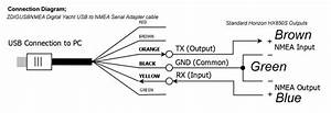 Nmea Serial Cable Wiring Diagram