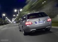 BMW M5 Touring E61 specs & photos 2007, 2008, 2009