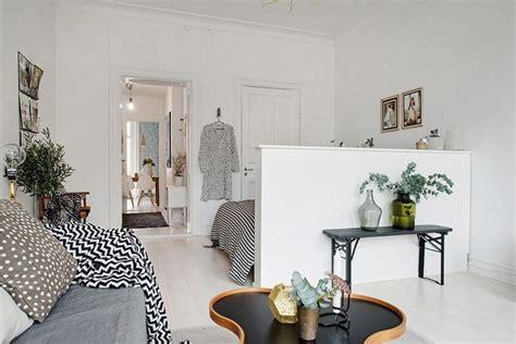 Apartamento Pequeno Com Decoração Escandinava Limaonagua