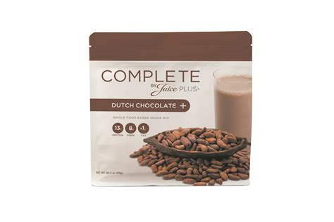 Complete Bar by Juice Plus Complete Nutrition Bars Chocolate