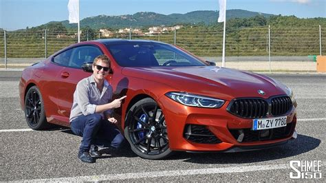 Price as tested $118,945 (base price: THIS is the New BMW M850i Coupe!   FIRST DRIVE
