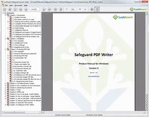 secure pdf locklizard protected pdf mac viewer With document protection software