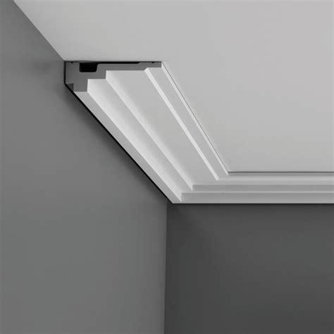 corniche moulure de plafond luxxus orac decor pour deco rail c355