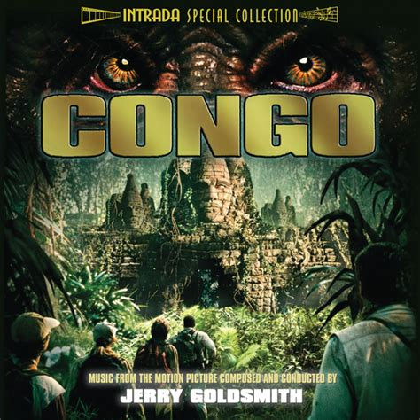 Congo Movie Soundtrack