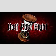 Half Past Eight (logo) By Pocketpod On Newgrounds