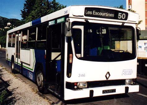 bureau rtm marseille trans 39 photothèque autobus renault pr 100 mi rtm